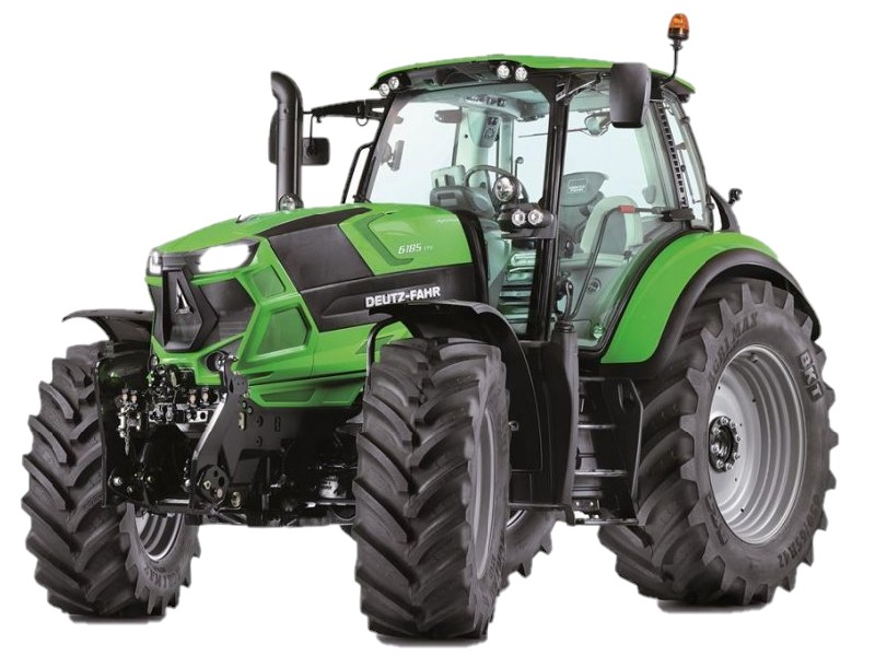Tractor Deutz Fahr 6215 RC Shift